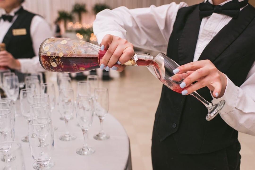 Bar Service, Linen, Sweets & Audio Visual