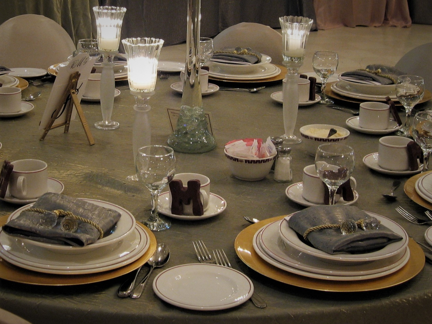 Capacity and Rental Fees for Corporate Functions